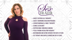 Amanda Pasciucco, AASECT ,Licensed Marriage & Family Therapist Clinical Sexologist Kink-Conscious Certified PTSD & Trauma-