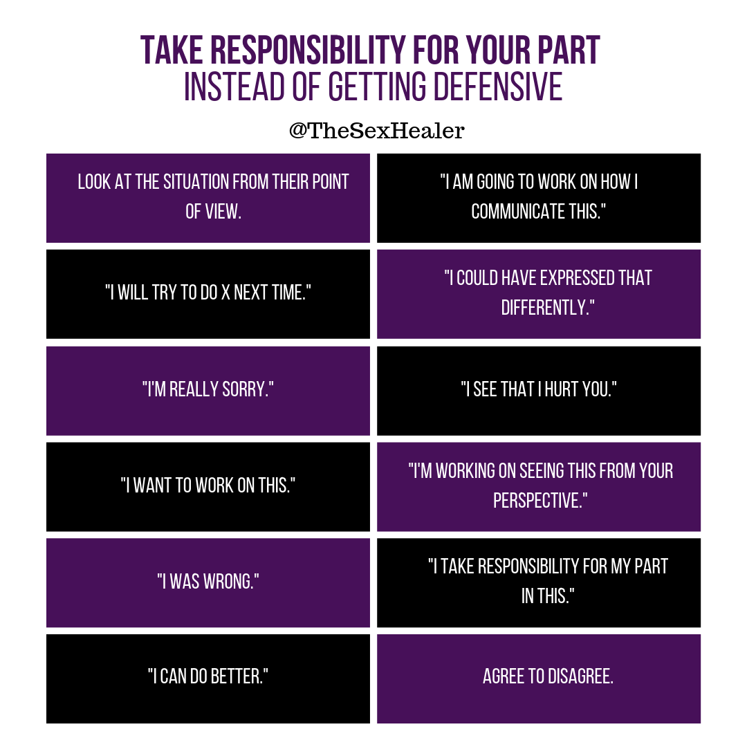 Practice Personal Accountability
