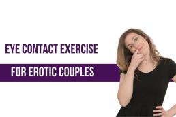 Eye Contact Exercise