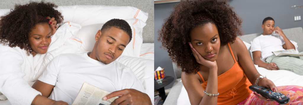 Sexual Cheat Sheet for Exhausted Couples