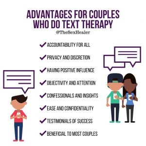 Online couple counseling