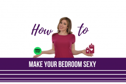 make your bedroom sexy