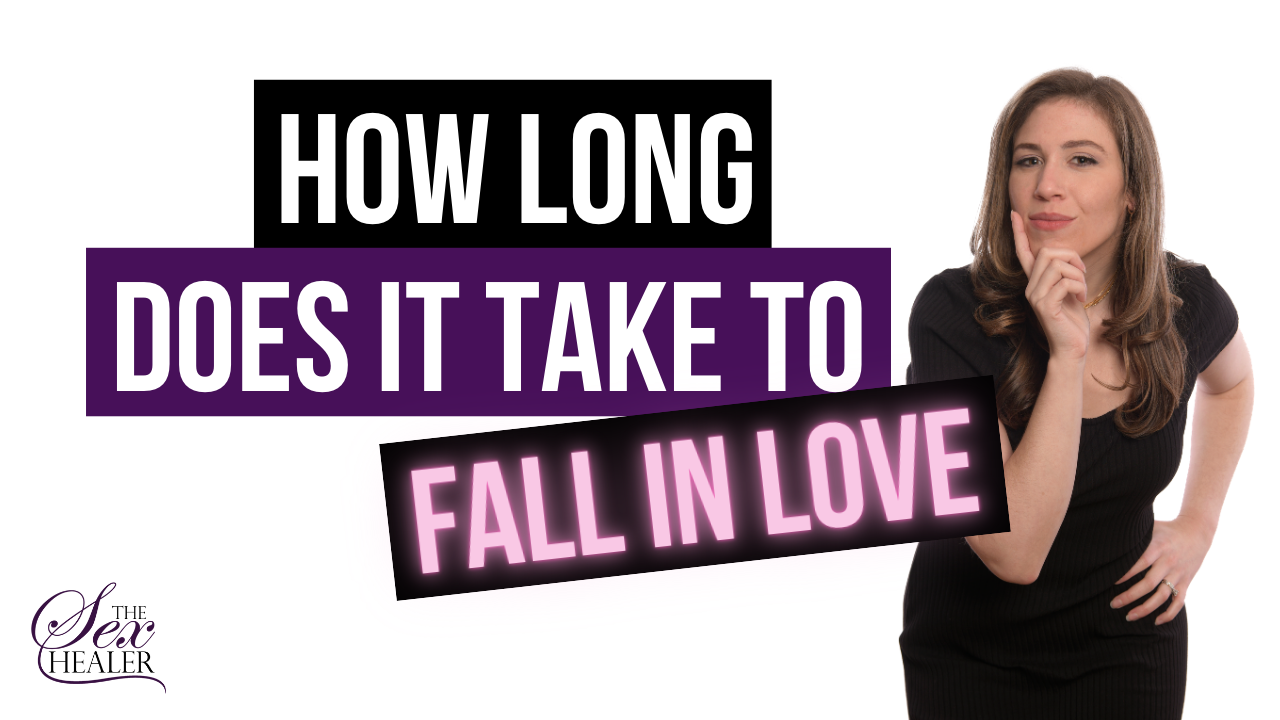How Long Does It Take For A Person To Fall In Love