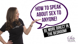 how to be more direct in the bedroom