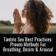 tantric sex best practices